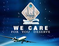 Aljaidaa Travel Illustrated Cover
