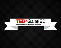 Branding - TEDxGalatiED