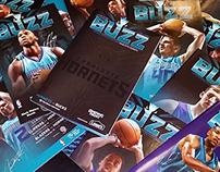2014 - 15 Charlotte Hornets Buzz Program