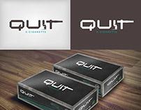 QUIT e-cigarette