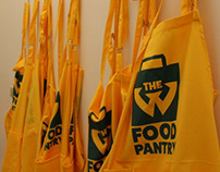 The W Food Pantry branding