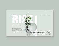 [Exploration] 50/365 - Rise