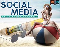 Cosmetics Social Media Project