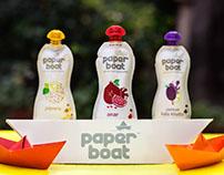 Paper boat- Folder design