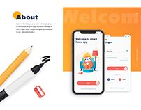 Smart Home App - IOS