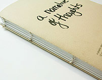 Process Book - a narrative of thoughts