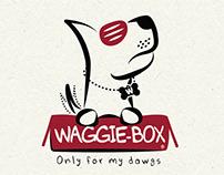 Waggie Dubai | Brand Identity