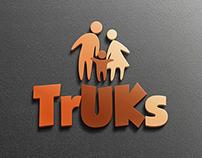 TrUKs Logo Concepts
