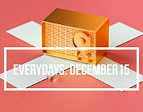 everydays. december 15