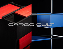 Cargo Cult – Exhibition identity