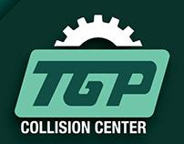 TGP COLLISION CENTER MANUAL DE IDENTIDAD (INCOMPLETO)