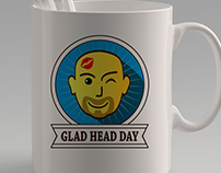 Logo for Glad Head Day