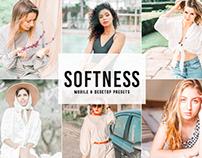 Free Softness Mobile & Desktop Lightroom Presets
