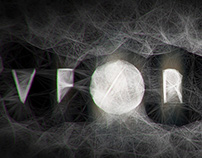 VFXArabia animated logo (Plexus)