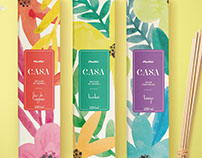 Panvel Casa • Branding and Package Design