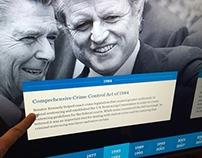Edward M. Kennedy Interactive Timeline
