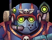 Warhammer 40k - Fanart