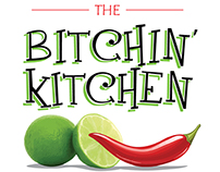 The Bitchin Kitchen' Branding :D