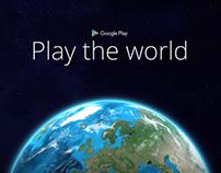 Google Play - Play The World