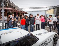 Nissan - Le Mans 2015 press party