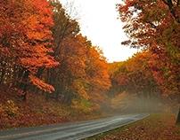 Skyline Drive-Shenandoah National Park