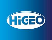Higeo - Logo + Apresentação