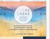 Las Casas - Seaside Boutique Hotels minisite