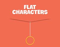 #FlatcharactersVol2