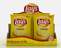 Lays Counter Top