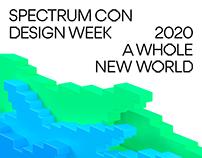 SPECTRUM CONDESIGNWEEK2020