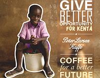 Peter Larsen Kaffe– coffee for a better future