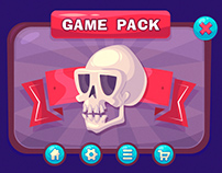 Game UI Pack