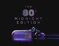 Star Wars | The 80's Midnight Edition