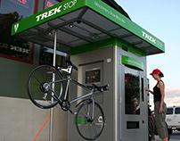 Trek Stop: Cycling Convenience Center (Prototype)