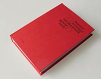 Data Visualisation: A book about german criminals