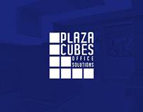 Plaza Cubes - UI & UX Design, Time Lapse