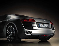 Audi 100-year Anniversary