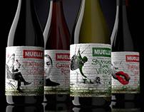 """Spanish wine """"MUELLE"""""""
