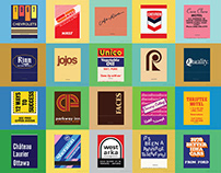 The Matchbook Covers