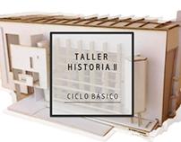 CB_Taller Historia ll_Edificios Siglo XX-XXl_201320