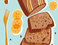 Bread Illustrations