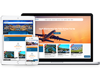 Sultan Turizm - Travel Agency Website