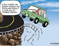 Regional Colorado editorial cartoon