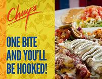 Chuy's Orlando Ads