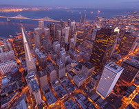 AERIAL // San Francisco I