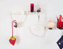 Repurposed Plug-in Organizer
