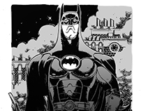 BATWEEK Tuesday:BATMAN ver.Tim Burton movie series