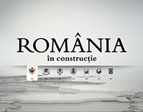 Romania in constructie - Title Sequence