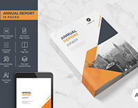 Annual Report 16 Pages