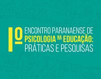 I Encontro Paranaense de Psicologia na Educação